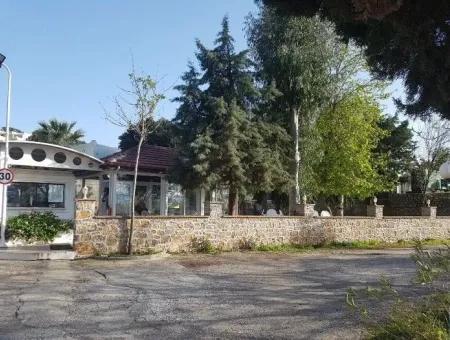Uğurböceği Emlaktan Satılık Ultra Lüks Manzaralı Villa