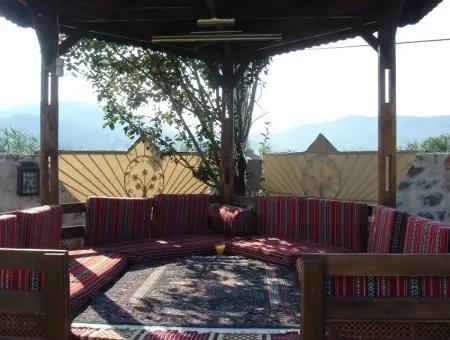 Dalaman Merkezde Haftalık Kiralık Villa
