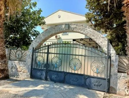 Dalaman Kargınkürü Mahallesinde 3+1 Villa